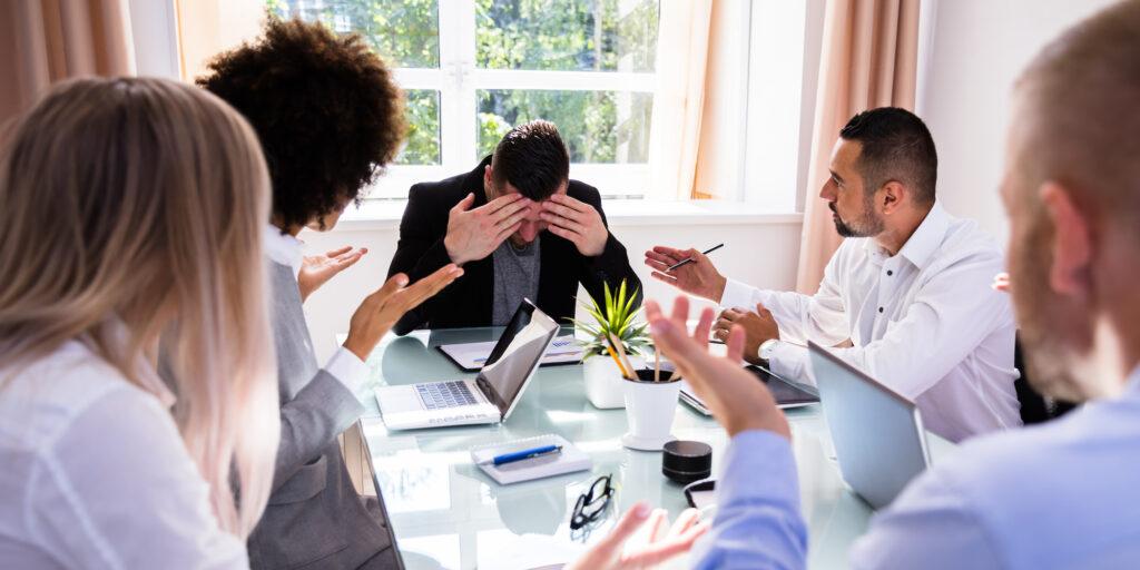 Blog bedrijfsconflicten